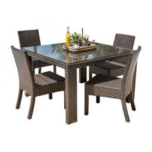 Samoa 5 PC Side Chair Dining Set