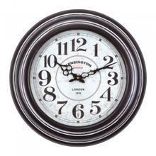 Circular Iron Wall Clock