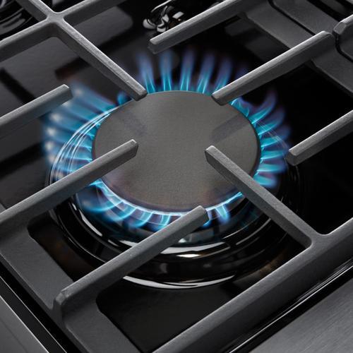 Thor Kitchen - 48 Inch Gas Range In Stainless Steel - Liquid Propane