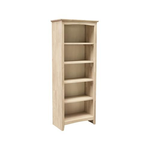 "John Thomas Furniture - 24x 12 x 60"" High Book Case"