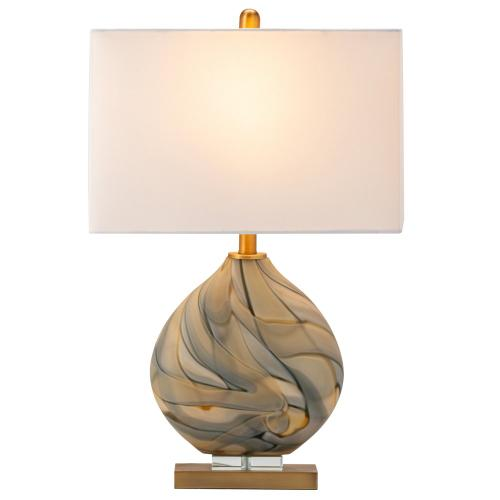Chandon Swirl Table Lamp