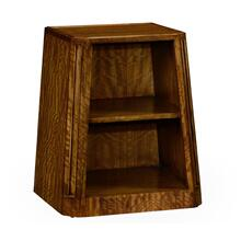 Porto Bello low bookcase