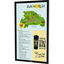 "55"" Marquee Series Outdoor Digital Signage - Full Sun Ultra Bright - High Bright Outdoor Display - Portrait Orientation - DS-5525P"