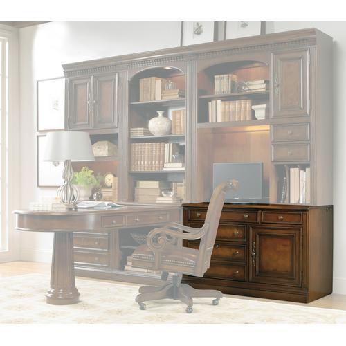 European Renaissance II Computer Credenza Desk