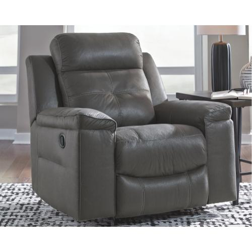 Jesolo Rocker Recliner Dark Gray