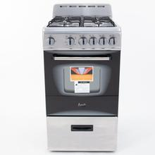 """View Product - 20"""" Gas Range"""