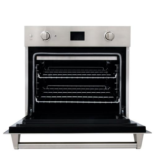 ZLINE 30 in. Professional Stainless Steel Wall Oven