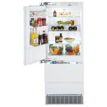 View Product - Combined refrigerator-freezer with NoFrost for integrated use