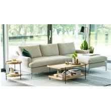 Eve Classic 2-Piece Sectional Sofa with Chaise