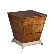 See Details - LeMoyne Table (Gold)