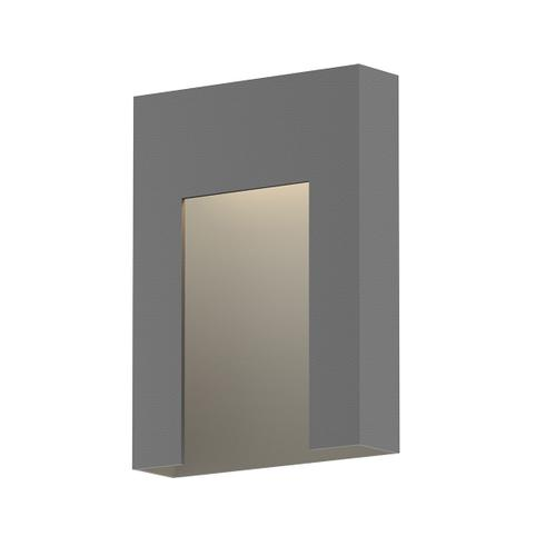 Sonneman - A Way of Light - Inset Short LED Sconce [Color/Finish=Textured Gray]
