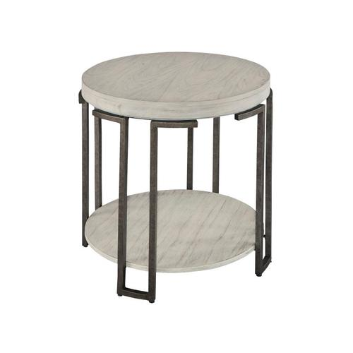 Sierra Heights Round End Table
