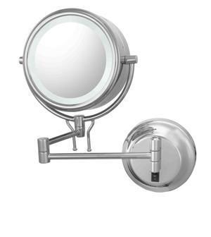 Black Nickel Double Sided Mirror Product Image