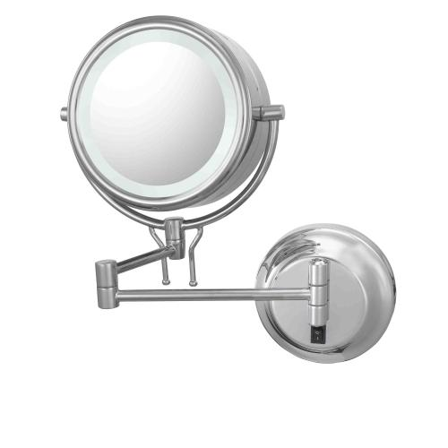 Kimball & Young - Black Nickel Double Sided Mirror
