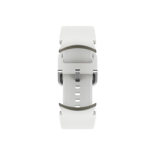 Samsung - Galaxy Watch4, Galaxy Watch4 Classic Sport Band, S/M, White