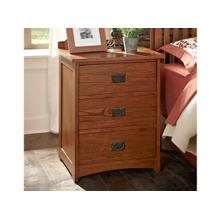 3 Drw Nightstand