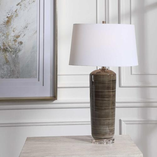 Ebon Table Lamp