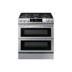 6.0 cu ft. Smart Slide-in Gas Range with Flex Duo™, Smart Dial & Air Fry in Stainless Steel
