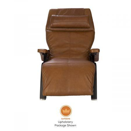 Human Touch - Perfect Chair ® PC-600 Silhouette - Dark Walnut - Sycamore Premium Leather