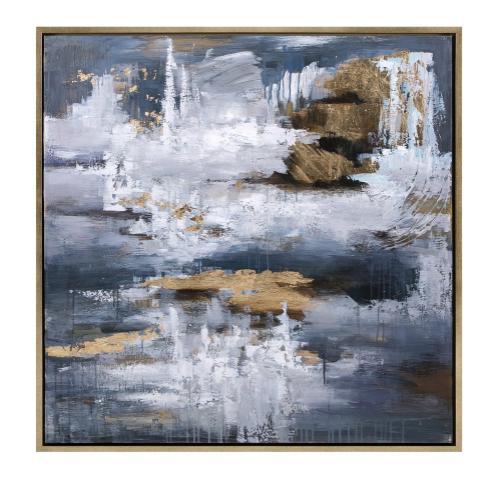 NK Harmonious Framed Oil Painting
