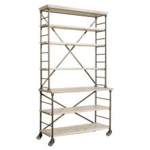 Prado Bookcase Base & Deck