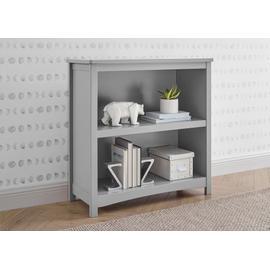 Universal 2-Shelf Bookcase - Grey (026)