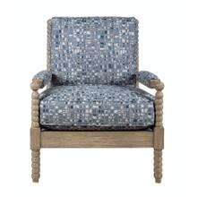 Occassional Chair, Available in Coastal Brown, Coastal Grey and White finish.