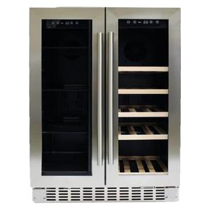 Azure Home ProductsDual Zone Beverage/Wine Center