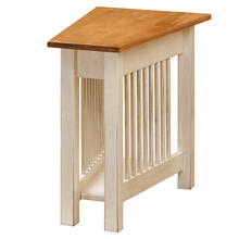 View Product - Mission Wedge Table