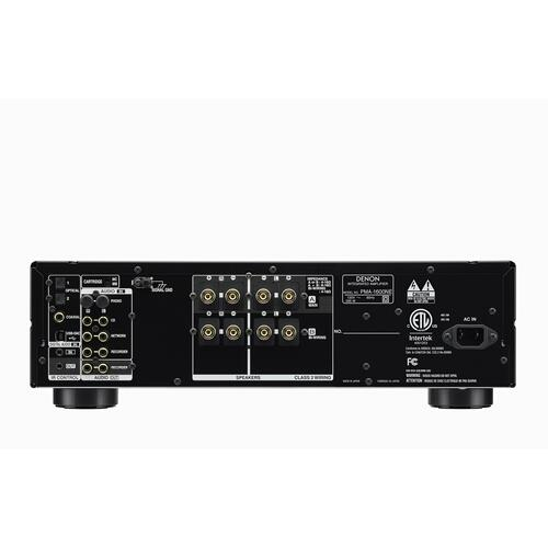 Denon - Integrated Amplifier with 140W Power per Channel