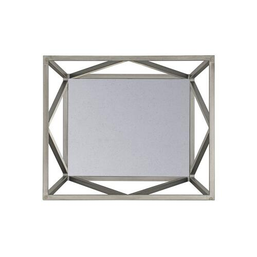 Kendra End Table, Pewter