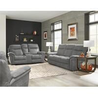 MASON - CARBON Power Reclining Collection Product Image