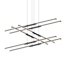 View Product - Tik-Tak® LED Pendant [Size=Stack 3-Tier, Color/Finish=Satin Black]