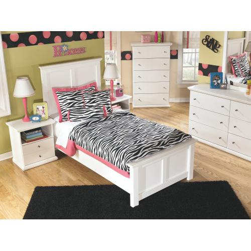 Bostwick Shoals Twin Panel Bed