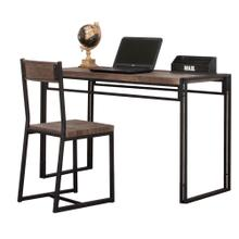 Desk with Chair - Reclaimed Oak