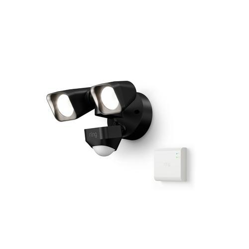 Smart Lighting Floodlight Wired + Bridge - White