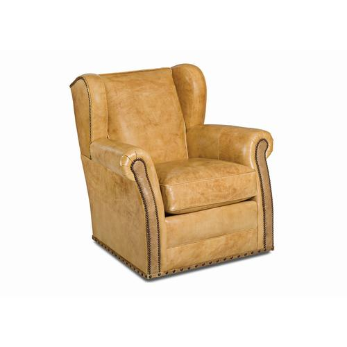 Poet Swivel Chair