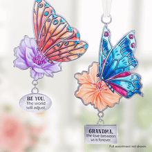 Butterfly Wishes Ornaments Assortment without Display (48 pc. assortment)