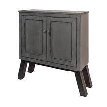 See Details - Hudson Storage Cabinet with Shaker Doors
