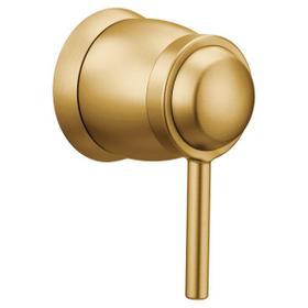 Align brushed gold volume control