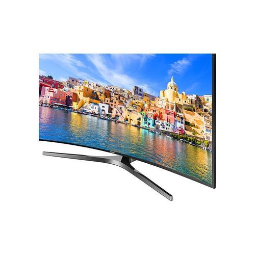 "Samsung - 78"" Class KU7500 Curved 4K UHD TV"