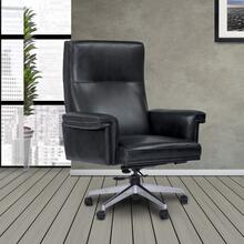 DC#119-CYC - DESK CHAIR Leather Desk Chair