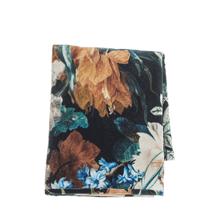 See Details - Floral Velvet Throw