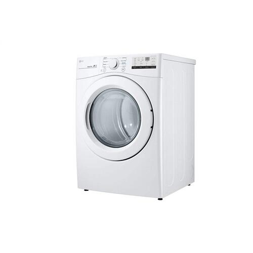 7.4 cu. ft. Ultra Large Capacity Electric Dryer