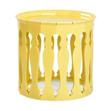 Moorish sofa tables (Yellow Raincoat)