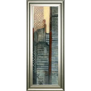 """Urban Landscape V"" By Norman Wyatt Framed Print Wall Art"