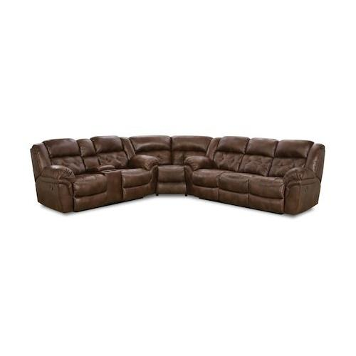 Product Image - 129-21  Super-Wedge Sectional