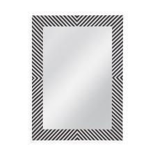 Chevron Bone Wall Mirror