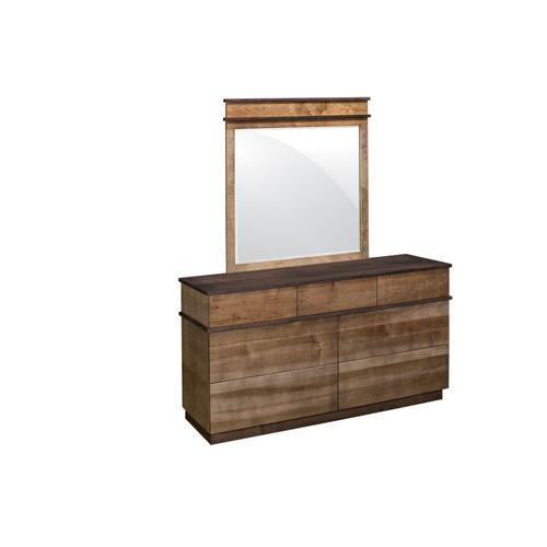 "Audri Dresser Mirror (Redesigned), Audri Dresser Mirror, 38""w"