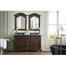 "Costa Blanca Classico 60"" Double Bathroom Vanity"